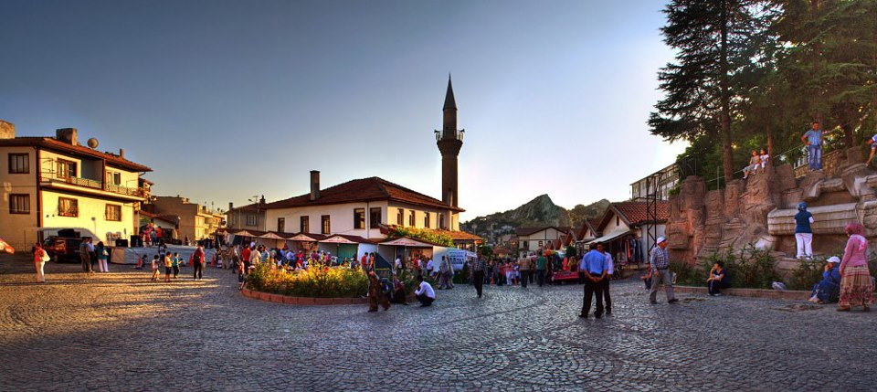 Ankara Beypazari Rehberi