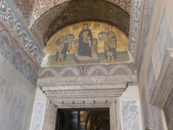 Ayasofya-Mozaik