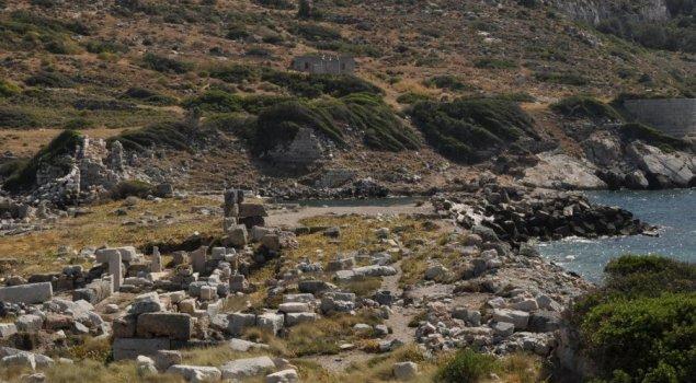 antik loryma kenti
