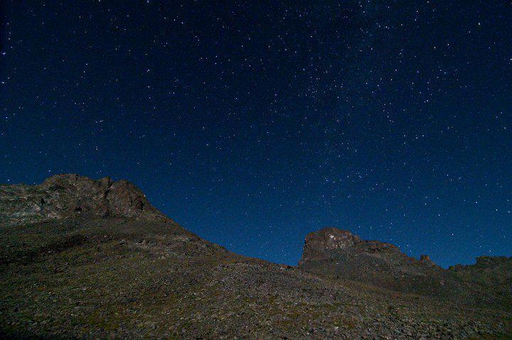 Kaçkarlar'da Yıldızlar