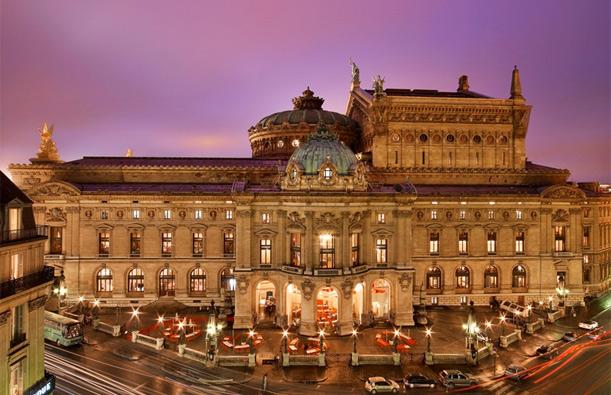 otel v opera paris