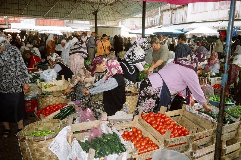bartın kadınlar pazarı