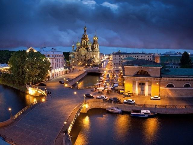 St Petersburg Rusya