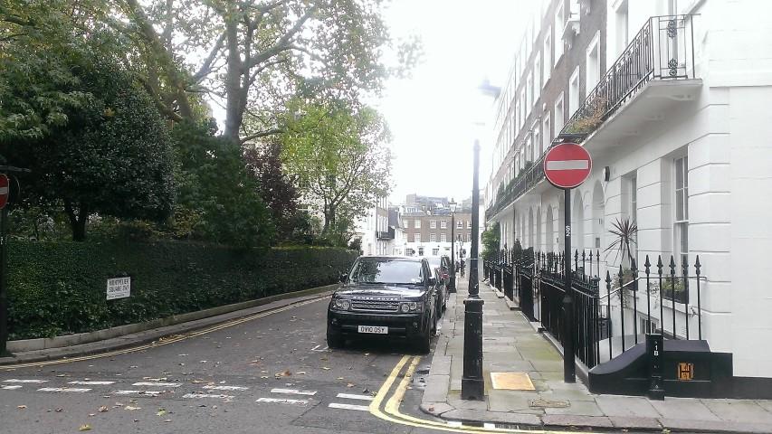 Londra - Knightsbridge
