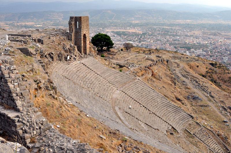 bergama .akropol