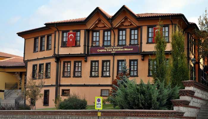 Çağdaş-Cam-Sanatları-Müzesi