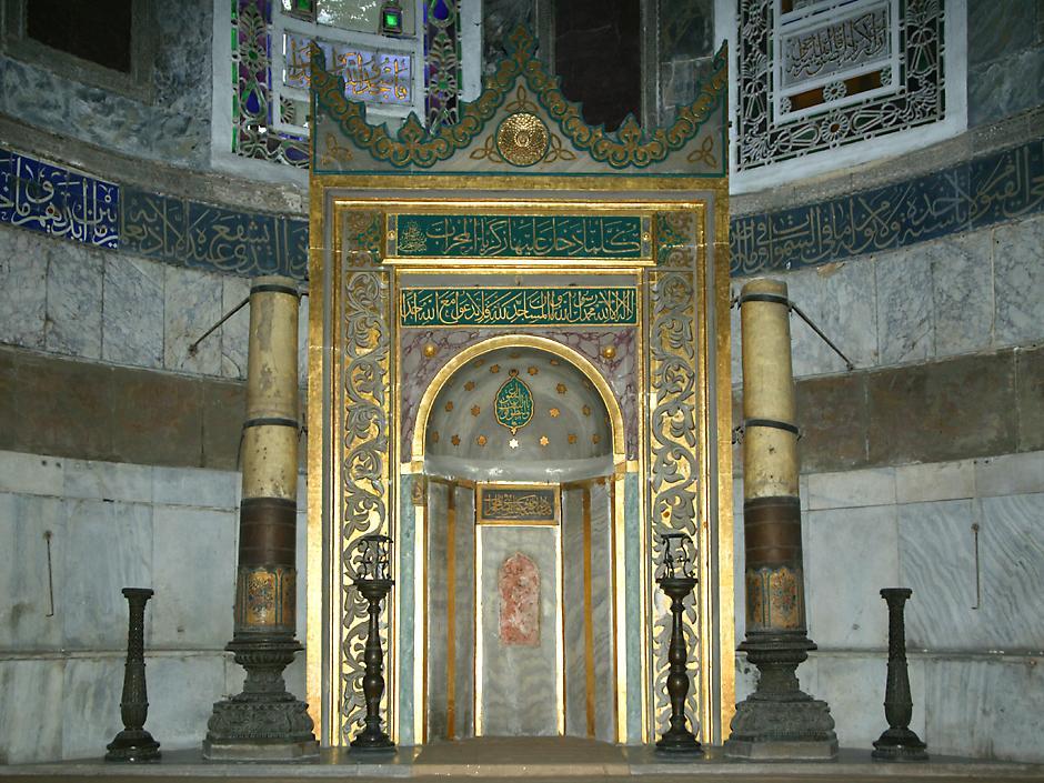 ayasofyamihrab