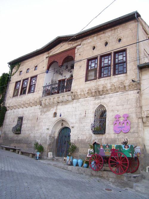 kapadokya sanat ve tarihmüzesi
