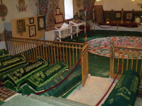 nevşheir-hacibektas-mausoleum