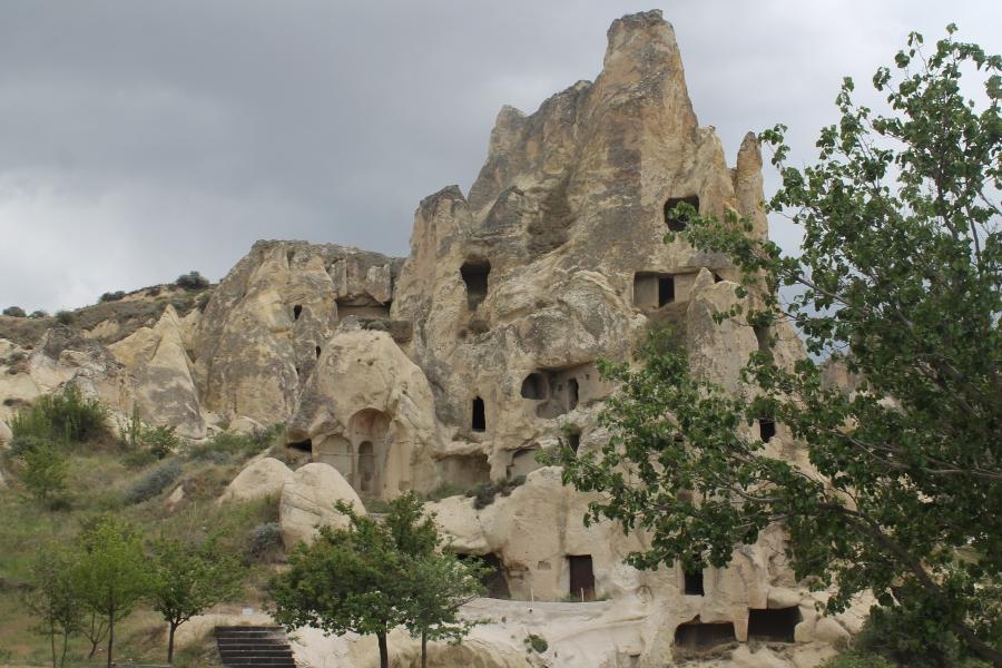 göreme manastır