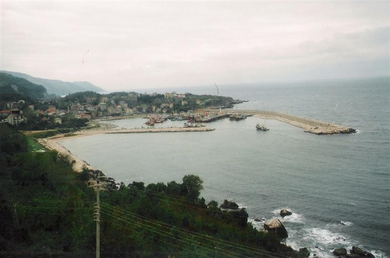 kuruçaşile limanı