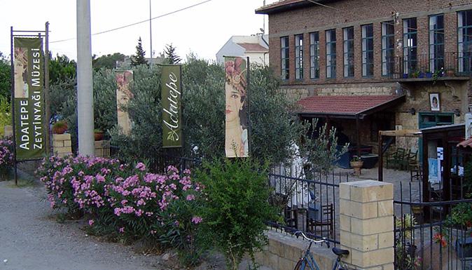 zeytinyağı müzesi